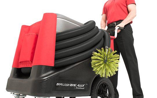 Maquinaria de limpieza de conductos de aire acondicionado